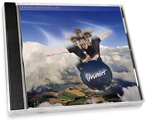 "drumlet CD ""ready for takeoff"""